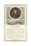 Portrait of Francois Severin Marceau-Desgraviers Giclee Print by Jean Duplessi-Bertaux