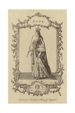 Queen Anne Giclee Print by Samuel Wale