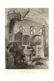 Interior of the Church of St Mary and St Blaise Giclee Print by Samuel Prout