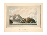 Pigeon Island, Martinique, Illustration from 'An Account of the Campaign in the West Indies' by… Giclee Print by Cooper Willyams