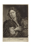 Portrait of Lucas Franchoys the Younger Giclee Print by Lucas the Younger Franchoys