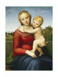 The Small Cowper Madonna, C.1505 Giclée-Druck von  Raphael