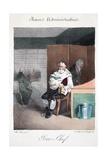 Sous-Chef, Illustration from 'Moeurs Administratives, Dessinées D'Après Nat Giclee Print by Henri Bonaventure Monnier