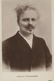 August Strindberg (1849-1912), Swedish Playwright, Novelist, Poet and Artist Photographic Print