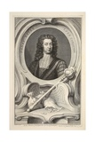 Portrait of Henry Boyle, Lord Carleton, Illustration from 'Heads of Illustrious Persons of Great… Giclee Print by Jacobus Houbraken