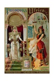 Empress Theodora and Ulrica Giclee Print