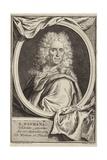 Portrait of Gerard Wigmana Giclee Print by Gerard Wigmana