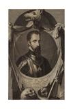 Fernando Alvarez De Toledo Giclee Print by Adriaan van der Werff