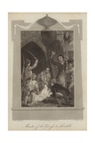 Murder of the Princess De Lamballe Giclee Print by William Marshall Craig