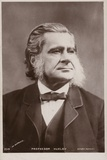Thomas Henry Huxley (1825-1895, English Biologist Photographic Print