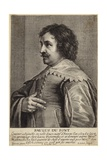 Portrait of Paulus Du Pont Giclee Print by Jan The Elder Lievens