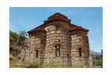 Greece. Mystras. Church of Evangelistria. 14th-15th Century. Byzantine Style. Peloponnese Giclee Print