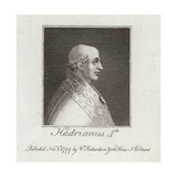 Portrait of Pope Adrian Iv Giclee Print