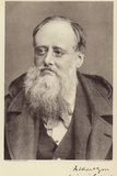 Portrait of Wilkie Collins Photographic Print by Alexander Bassano