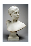 Bust of Diana, after 1882 Giclee Print by Jean Alexandre Joseph Falguiere