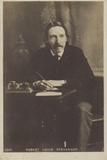 Robert Louis Stevenson (1850-1894), Scottish Novelist, Poet and Travel Writer Photographic Print