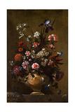 Still Life Giclee Print by Jean-Baptiste Monnoyer