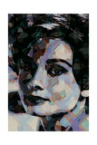 Hepburn 2, 2013 Giclee Print by Scott J. Davis