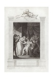 Death of Lord Darnley Giclee Print by Mather Brown