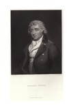 Portrait of Charles Dibdin Giclee Print by Thomas Phillips