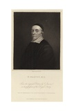 William Harvey Giclee Print by Cornelius Jansen
