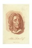 John Locke Giclee Print by John Michael Rysbrack
