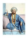 Bilesikdj, an Armenian - Plate Xxxv, Engraved by Lemercier from 'Voyage À Athènes Et a À… Giclee Print by Louis Dupré
