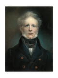 Self Portrait, 1839 Giclee Print by John Bacon