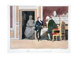 Illustration, C.1828 Giclee Print by Henri Bonaventure Monnier