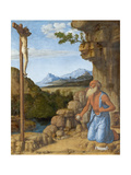 Saint Jerome in the Wilderness, C. 1500-05 Giclee Print by Giovanni Battista Cima Da Conegliano