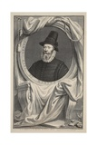 Portrait of James, Earl of Morton, Illustration from 'Heads of Illustrious Persons of Great… Giclee Print by Jacobus Houbraken