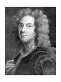 George Bickham the Elder, C. Mid C18th Giclee Print by George Bickham