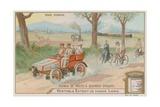 A Modern 19th Century Road Giclee Print