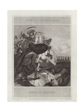 Battle of Culloden Giclee Print by William Marshall Craig