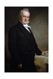 James Buchanan (1791-1868). American Politician. 15th President of the United States (1857-1861) Giclee Print
