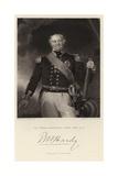 Sir Thomas-Masterman Hardy Giclee Print