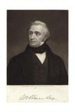 Lord Macaulay Giclee Print by Eden Upton Eddis