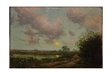 A Summer Evening Giclee Print by Julian Robert Onderdonk