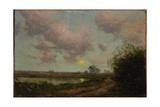 A Summer Evening Giclee Print by Julian Robert Onderdonk