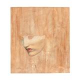 Head of Proserpine Giclee Print by Dante Charles Gabriel Rossetti