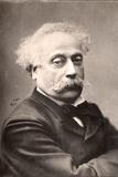 Alexandre Dumas Fils Photographic Print by Eugene Pirou