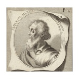 Francesco Mazzola Giclee Print by Joachim Von Sandrart