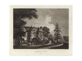Rowallan Castle Giclee Print by John Claude Nattes