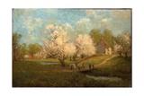 Spring Blossoms Giclee Print by Julian Robert Onderdonk