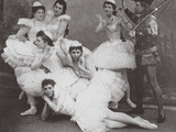 Swan Lake, Mariinsky Theatre, 1895 Photographic Print