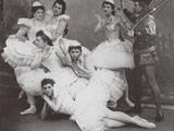 Swan Lake, Mariinsky Theatre, 1895 Photographic Print