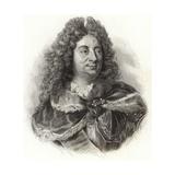 Louis Antoine De Pardaillan De Gondrin Giclee Print by Hyacinthe Rigaud