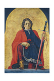 St Florian, C. 1473- 74 Giclee Print by Francesco del Cossa