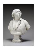 Giuseppe Balsamo, Comte Di Cagliostro, 1786 Giclee Print by Jean-Antoine Houdon