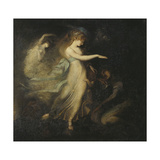 Prince Arthur and the Fairy Queen, C.1877 Giclee Print by Henry Fuseli